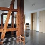 Wohnwerk41 – Apartment5 – historische Balken