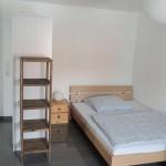 Wohnwerk41 – Apartment5 – Schlafbereich