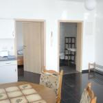 Wohnwerk41 – Apartment 4 – Ess-/Kochbereich