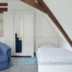 Wohnwerk41–Apartment8–Schlafbereich