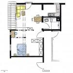 Wohnwerk41 – Apartment5 – Grundriss